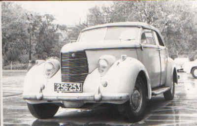 1938 Commander Cabriolet Berline